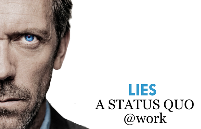 lies status quo